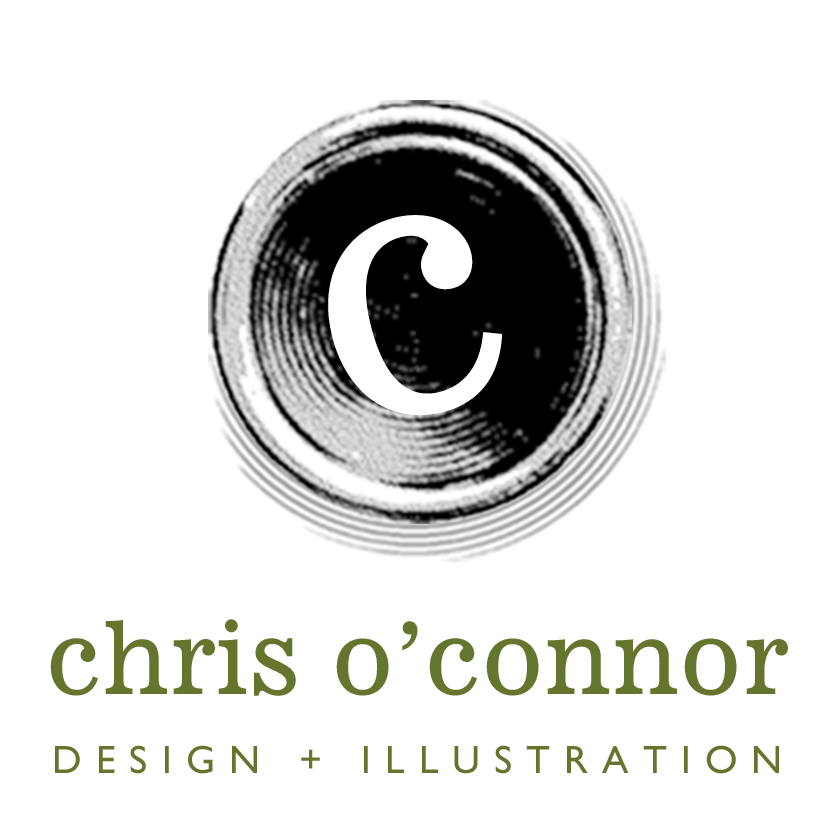 Chris O'Connor Design & Illustration