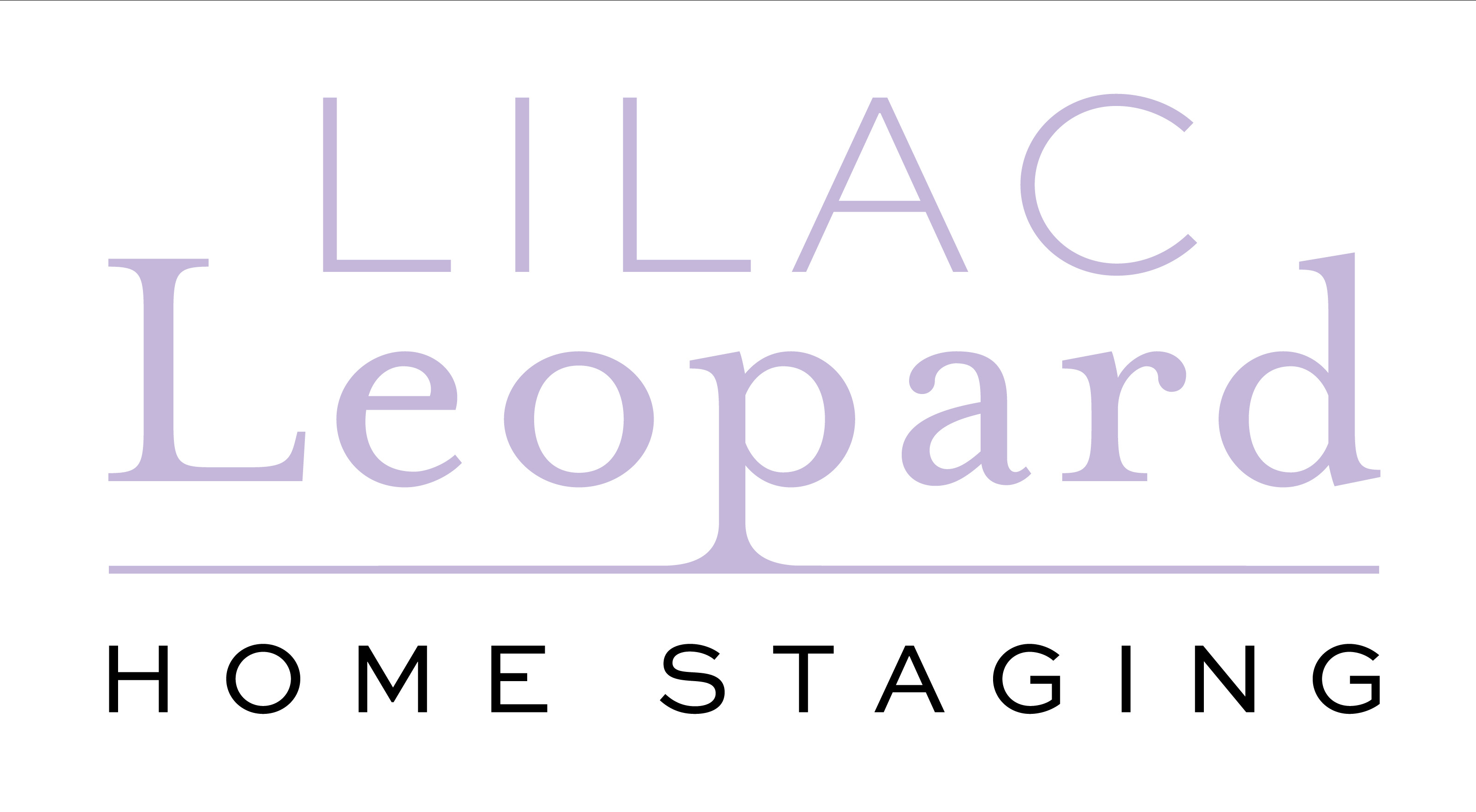 Lilac Leopard Home Staging
