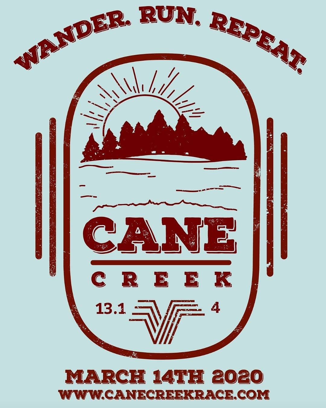 Cane Creek Race