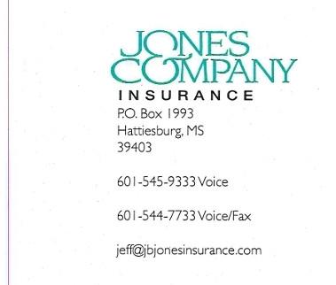 Jones & Company Insurance