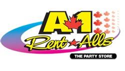 A1 Rent Alls