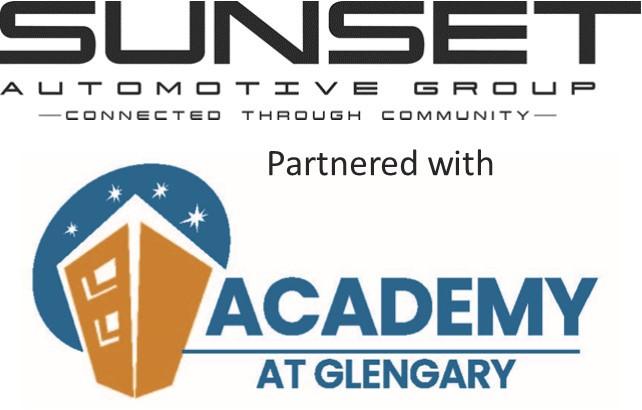 Sunset Automotive Group partnered with Academy at Glengary