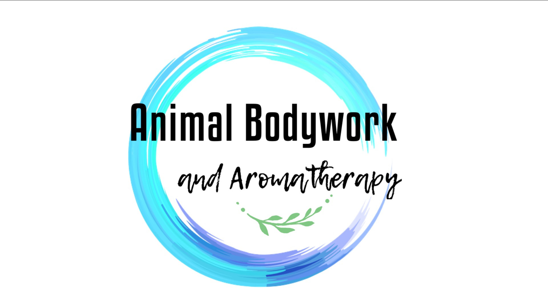 Animal Bodywork and Aromatherapy