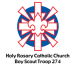 Holy Rosary Troop 274