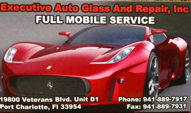 Executive Auto Glass and Repair