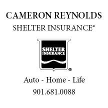 Cameron Reynolds Shelter Insurance
